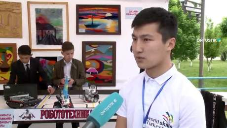 Obektiv. «WORLDSKILLS TURKESTAN 2019»
